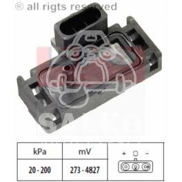 czujnik podciśnienia Renault 2,0/3,0 TURBO - zamiennik włoski EPS