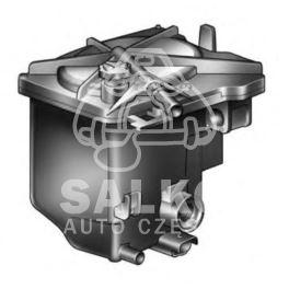 filtr paliwa ON Citroen, Peugeot 1,4HDi/1,6HDi +obud.(Peugeot) (oryginał Peugeot)