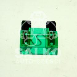 bezpiecznik płaski MAXI 30A 1szt (zielony) - niemiecka NARVA