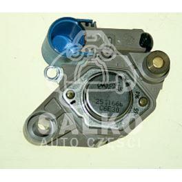 regulator napięcia alternatora VALEO A11VI/A13VI... OE (oryginał Peugeot)
