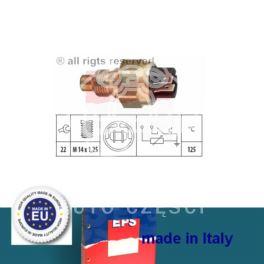 czujnik temperatury wody Renault 19/ 21/ 25... st/pom.125C - zamiennik włoski EPS