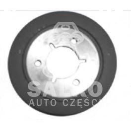 koło pasowe wału Citroen, Peugeot 1,6/1,6-16v TU5 5PK/128 (oryginał Peugeot)