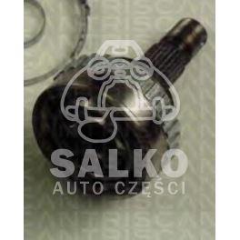 przegub napędowy BERLINGO (25x34) ABS 29z - zamiennik włoski Metelli