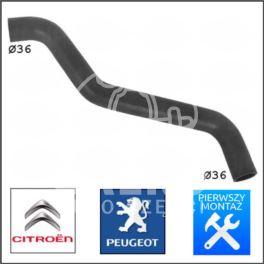 przewód chłodnicy BOXER 2,5D/2,8D górny SOFIM (oryginał Peugeot)