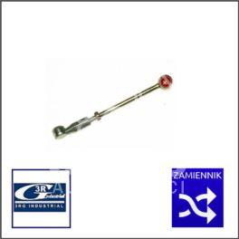 cięgno biegów Peugeot 205/ 309 130/2x13 BE1 regul. P205/309 - zamiennik 3RG