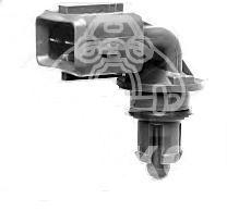 czujnik temperatury powietrza wlotowego Citroen, Peugeot, Renault 2-piny - zamiennik włoski EPS