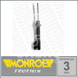 amortyzator MEGANE I przód GAZ R - zamiennik belgijski Monroe
