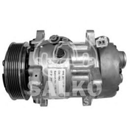 kompresor klimatyzacji Citroen, Peugeot SD7V16 (regenerowany) (oryginał Peugeot)