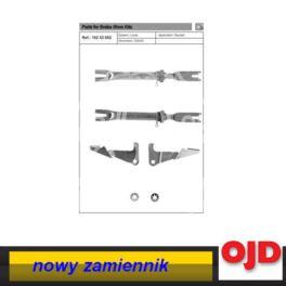 samoregulator szczęk hamulcowych Renault ESPACE L+P - zamiennik duński OJD