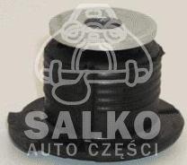 silentblock - tulejka trawersu Renault 21  wzdł./pop.tył - zamiennik Prottego Palladium