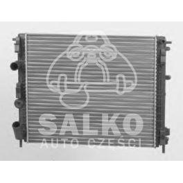 chłodnica CLIO II/KANGOO 1,2 D7F +AC (BH)