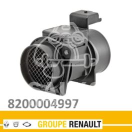 przepływomierz Renault 1,5DCi K9K 5WK9-644 (6-pin) - oryginał Renault