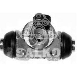 cylinderek hamulcowy LAGUNA COMBI L/P LUC 22,22 - zamiennik holenderski A.B.S.