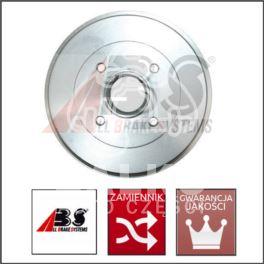 bęben hamulcowy CLIO II/ MEGANE +ABS A.B.S. - zamiennik holenderski A.B.S.