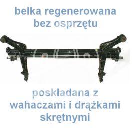 belka tylna Citroen BERLINGO kpl (21,3) regeneracja