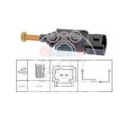 czujnik stopu Citroen, Peugeot 2002- 2-piny (czarny) - zamiennik włoski EPS