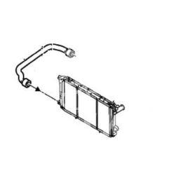 przewód chłodnicy Citroen C15D dolny 06322- (oryginał Citroen)
