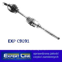 półoś Peugeot 309 XU/XUD prawa - zamiennik typu brand Expert Line