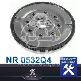 koło dwumasowe Citroen 1,6HDi 109KM OPR- (oryginał Citroen)