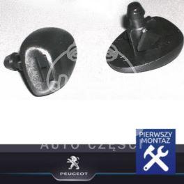 spryskiwacz szyby Citroen JUMPER II przód/3dysze (oryginał Peugeot)