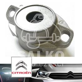 poduszka amortyzatora C4 tylna L/P aluminiowa (oryginał Citroen)