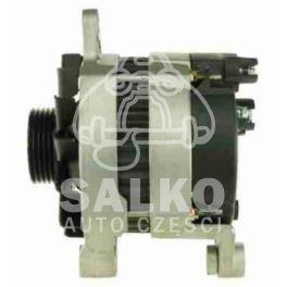 alternator Citroen, Peugeot 2,0/2,1D 70A 5PK/56mm reg (oryginał Peugeot)