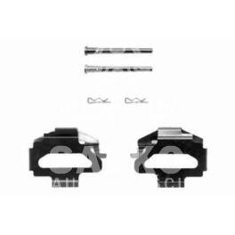 zestaw sprężynek hamulcowych przód Citroen, Peugeot, Fiat BDX (1101) (niemiecki producent TRW)