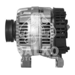 alternator Renault 1,2 D7F 75A 3PK/60mm - nowy zamiennik