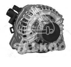 alternator Citroen, Peugeot 2,0HDi 00- 150A 6PK/54mm - nowy zamiennik