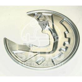 osłona tarczy hamulcowej tył Citroen C8/ Peugeot 807 lewa - tarczowe (oryginał Citroen)