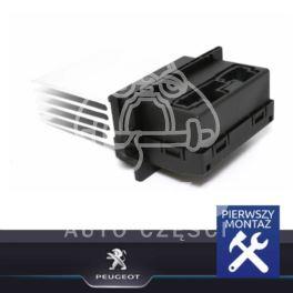 regulator nagrzewnicy - moduł Peugeot 406/ Renault Master II +AC manual (oryginał Peugeot)