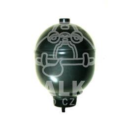 sfera hydropneumatyczna Citroen BX tył 40KG/500cc KOMBI |- (Citroen) (oryginał Citroen)