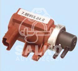 elektrozawór ciśnienia spalin Citroen, Peugeot 1,6HDi 75KM do EGR (zamiennik Prottego Platinum)