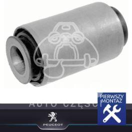 silentblock - tulejka wahacza Peugeot 406 tył górny/belka (oryginał Peugeot)