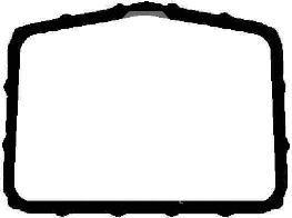 uszczelka pokrywy zaworów GSA/AXEL (x2) zewnętrzna - zamiennik hiszpański AJUSA