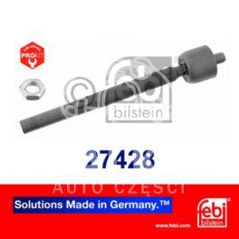 drążek kierowniczy Citroen C3 Picasso/ Peugeot 207 195mm - niemiecki zamiennik FEBI