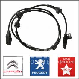 czujnik ABS  Citroen C6/P407 przód L/P (oryginał Peugeot)