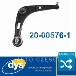 wahacz Renault LAGUNA I -2001 prawy przód - zamiennik hiszpański DYS