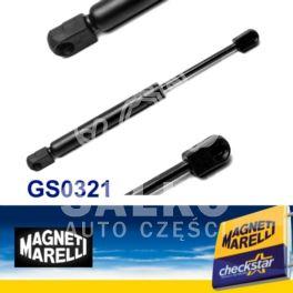 teleskop klapy tył Peugeot 306 SEDAN - produkcja Magneti Marelli