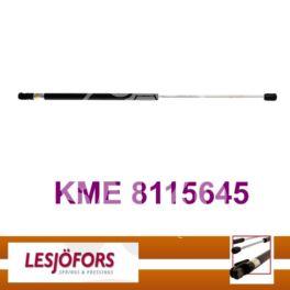 teleskop klapy tył Citroen C4 Picasso (otwier.szyba) 595N - zamiennik KME Lesjofors