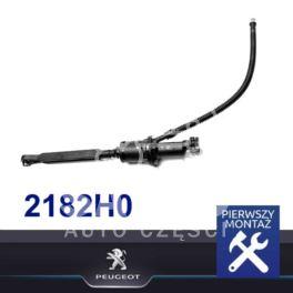 pompa sprzęgła Peugeot 207 1,6HDi 90KM (oryginał Peugeot)