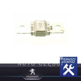 bezpiecznik oczkowy BOXER-2  80A (biały) (oryginał Peugeot)