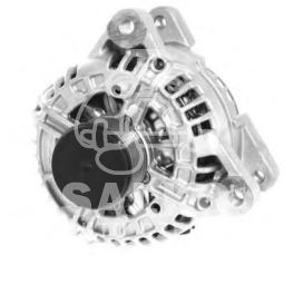 alternator Citroen, Peugeot 1,6HDi/2,0HDi 150A 6PK/57,5mm - nowy zamienik