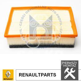 filtr powietrza MASTER III 2,3dCi - wkład - oryginał Renault