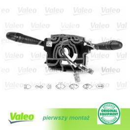 przełącznik świateł i wycieraczek zintegrowany Citroen Berlingo II/ Peugeot 206/ Partner II VALEO -ESP - francuski oryginał Vale