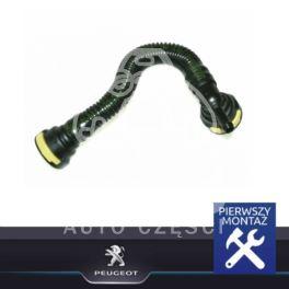 przewód olejowy Citroen/ Peugeot 1,6 TU5 pokrywa zaworów/ obudowa filtra powietrza (oryginał Peugeot)