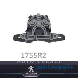 wieszak tłumika Citroen C2/C3 prawy tył/środkowy (oryginał Peugeot)