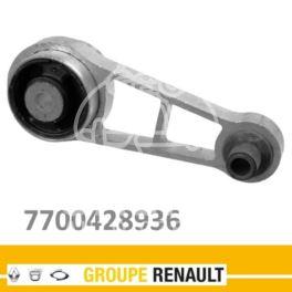poduszka silnika CLIO II 1,9D ł.tył (OEM Renault)