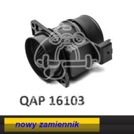 przepływomierz Renault 1,9DTi/DCi F9Q 6-pin 5WK9-620 - zamiennik chiński QAP