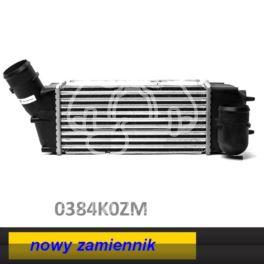 intercooler Citroen C4/ C4 PICASSO/ Peugeot 307/ 308 2,0HDi 136KM - nowy w zamienniku
